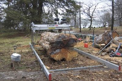 Ct Ri Ny Portable Sawmill Service Terrific Timbers Llc